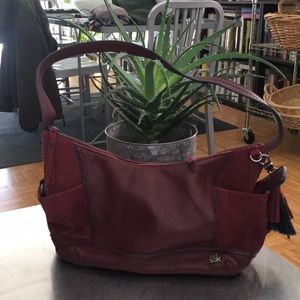 The SAK/ Leather/ Hobo/ Bag/